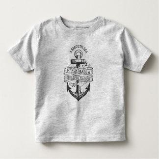 T-shirt Pour Les Tous Petits Chemise habile du marin | de mer lisse inspirée