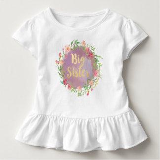 T-shirt Pour Les Tous Petits Chemisier de grande soeur