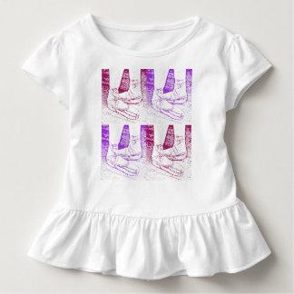 T-shirt Pour Les Tous Petits Cinquième position