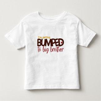 T-shirt Pour Les Tous Petits Cogné au frère
