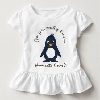 T-shirt Pour Les Tous Petits Comment est-ce que je mignon suis ?