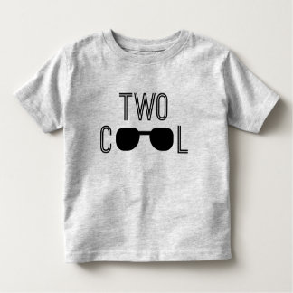 T-shirt Pour Les Tous Petits Cool deux