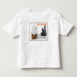 T-shirt Pour Les Tous Petits Coton de Tulear