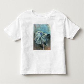 T-shirt Pour Les Tous Petits Danseur assis par | d'Edgar Degas, c.1881-83