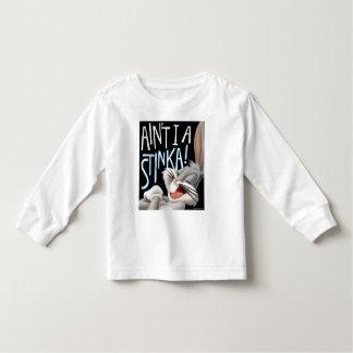 T-shirt Pour Les Tous Petits ™ de BUGS BUNNY - n'est pas J'un Stinka !