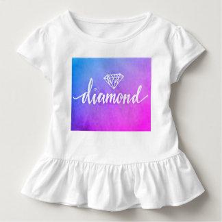 T-shirt Pour Les Tous Petits Diamant de Lil