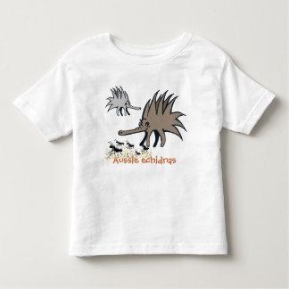 T-shirt Pour Les Tous Petits Echidnas australiens