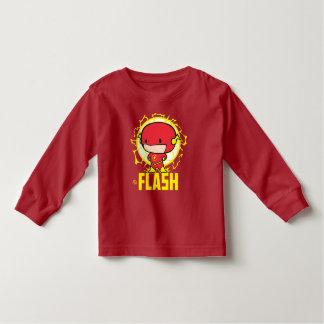 T-shirt Pour Les Tous Petits Éclair de Chibi avec l'électricité