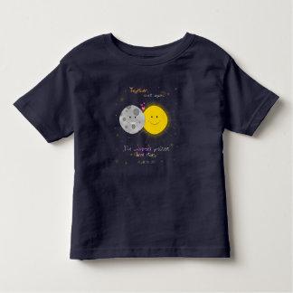 T-shirt Pour Les Tous Petits Éclipse 2017