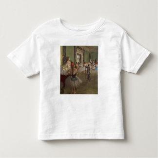 T-shirt Pour Les Tous Petits Edgar Degas | la classe de danse, c.1873-76