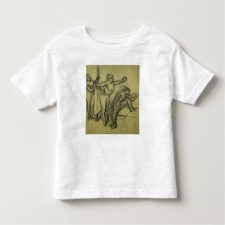 T-shirt Pour Les Tous Petits Edgar Degas | trois danseurs, c.1900