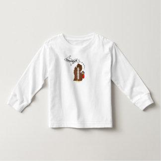 T-shirt Pour Les Tous Petits Enfant-vous choisissez la couleur de chemise