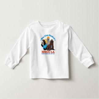 T-shirt Pour Les Tous Petits Enfants Longsleeve de Barker
