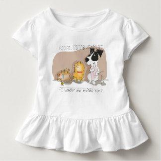 T-shirt Pour Les Tous Petits établissement social