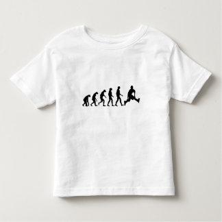 T-shirt Pour Les Tous Petits Évolution du roller