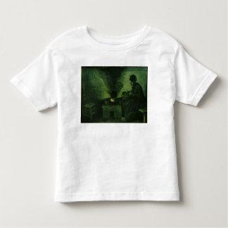 T-shirt Pour Les Tous Petits Femme rurale de Vincent van Gogh | par le foyer
