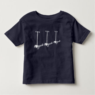 T-shirt Pour Les Tous Petits filez filent filent peu de pièce en t