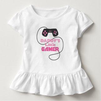 T-shirt Pour Les Tous Petits Fille de jeu vidéo