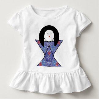 T-shirt Pour Les Tous Petits fille japonaise