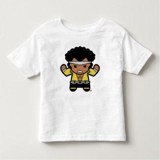 T-shirt Pour Les Tous Petits Fléchissement de cage de Kawaii Luc