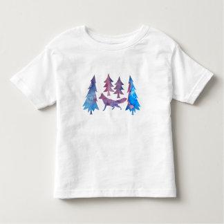 T-shirt Pour Les Tous Petits Fox