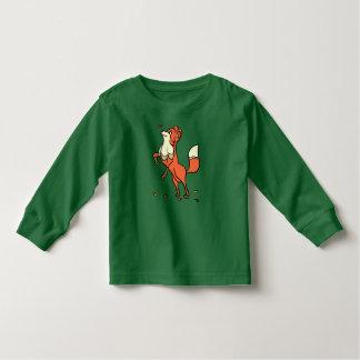 T-shirt Pour Les Tous Petits Fox espiègle