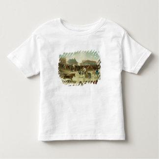 T-shirt Pour Les Tous Petits Francisco Jose de Goya | une corrida de village