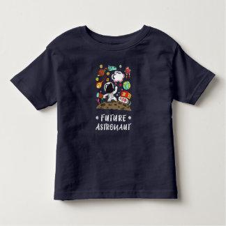 T-shirt Pour Les Tous Petits Futur astronaute, l'espace, planètes, Rocket.