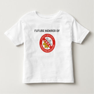 T-shirt Pour Les Tous Petits Futur membre d'enfants de Jopa