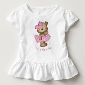 T-shirt Pour Les Tous Petits Future pièce en t de ruche d'enfant en bas âge