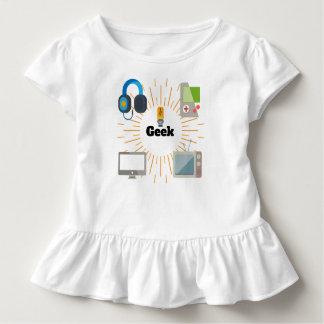 T-shirt Pour Les Tous Petits Geek