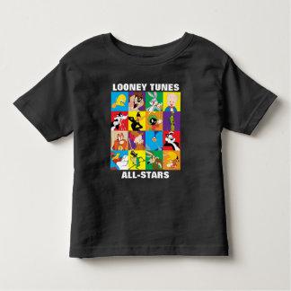 T-shirt Pour Les Tous Petits Grille LOONEY de caractère de TUNES™