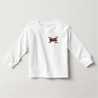T-shirt Pour Les Tous Petits Gros point noir Merch ! (pour mon serveur de