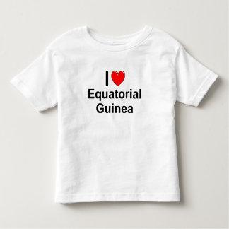 T-shirt Pour Les Tous Petits Guinée équatoriale