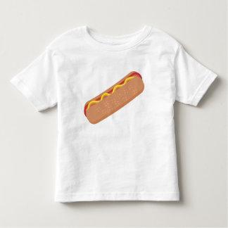 T-shirt Pour Les Tous Petits Hot-dog