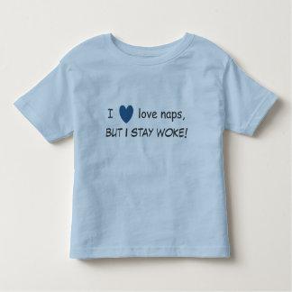 T-shirt Pour Les Tous Petits J'aime des petits sommes, mais je reste me suis
