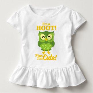 T-shirt Pour Les Tous Petits Je suis une huée plus moi suis cadeau mignon de