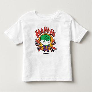 T-shirt Pour Les Tous Petits Joker de Chibi avec des dents de jouet