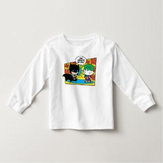 T-shirt Pour Les Tous Petits Joker de Chibi Pranking Chibi Batman