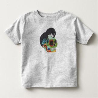 T-shirt Pour Les Tous Petits Jour de rockabilly des morts