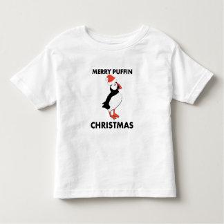 T-shirt Pour Les Tous Petits Joyeuse chemise d'enfant en bas âge de Noël de