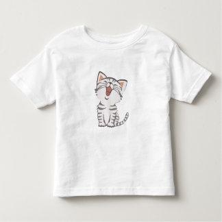 T-shirt Pour Les Tous Petits Kitty doux