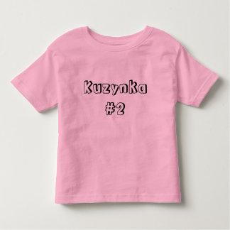 T-shirt Pour Les Tous Petits Kuzynka #2