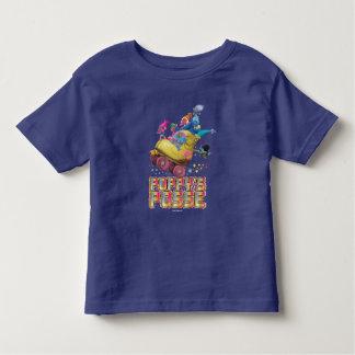 T-shirt Pour Les Tous Petits La bande du pavot des trolls |