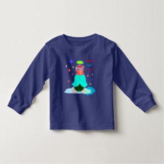 T-shirt Pour Les Tous Petits La chemise à manches longues de l'enfant : Ange