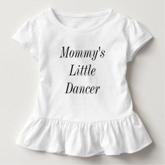 T-shirt Pour Les Tous Petits La petite danseuse de la maman