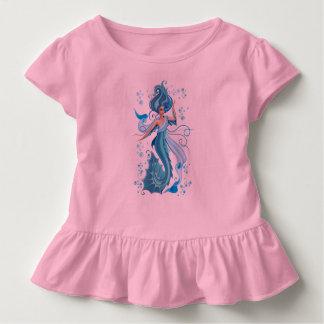 T-shirt Pour Les Tous Petits La vie de sirène