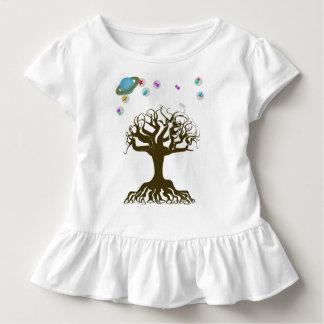 T-shirt Pour Les Tous Petits L'arbre et le ciel magique