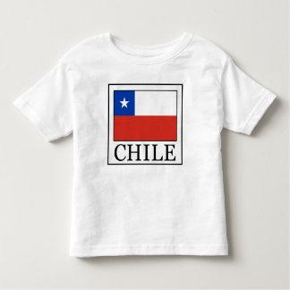 T-shirt Pour Les Tous Petits Le Chili
