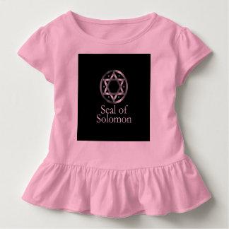 T-shirt Pour Les Tous Petits Le joint de Solomon- un symbole ou un Hexagram